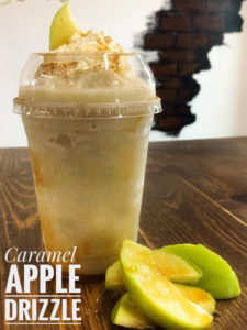 Caramel Apple Drizzle